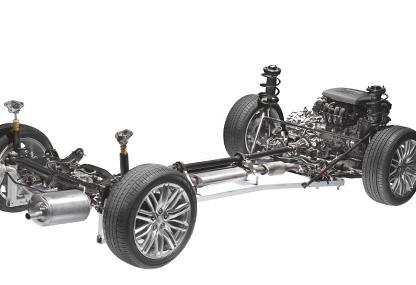 Technische Federn für den Automotive Bereich