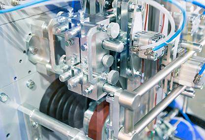 Technische Federn für Hydraulik- und Pneumatikhersteller
