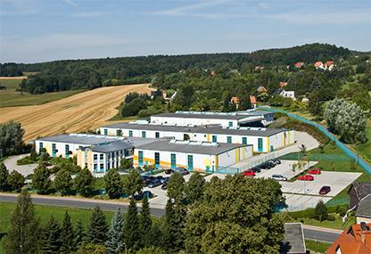Zimmermann Technische Federn Standort Leutersdorf